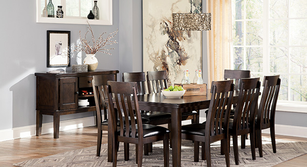 dining rooms shop now by clicking on a category below - 8 Piece Dining Room Set