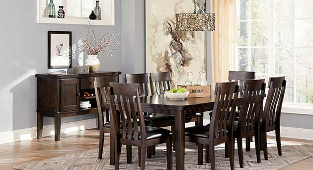 The Best Dining Room Furniture At Low Prices At Our Longview WA Store Simple Low Dining Room Table